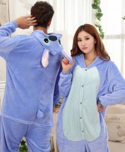 Blue Cosplay Adult Onesies