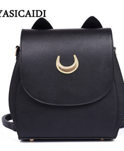 Sailor Moon Leather Backpack