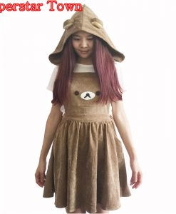 Kawaii Bear Dress