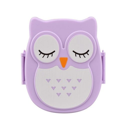 Kawaii Owl Bento Container