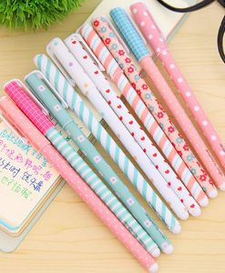 10 Pcs/lot Kawaii Color Gel Pens