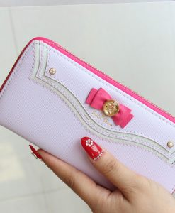 Kawaii Leather Wallet for Women