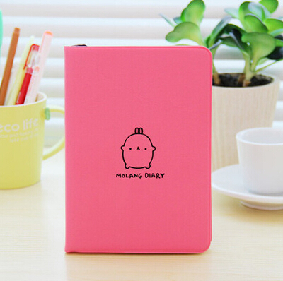 3 Colors Kawaii Notebooks