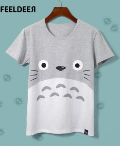 Kawaii Cotton Cat T-Shirt