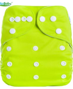 Breathable Baby Cloth Diapers