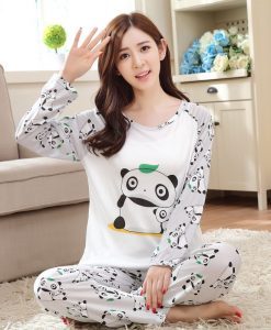 Long Sleeve Pajama Sets for Women