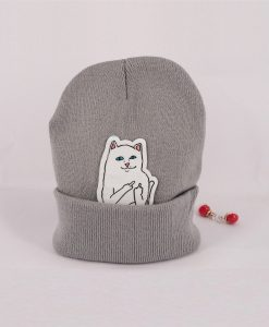 7 Color Cat Wool Hat