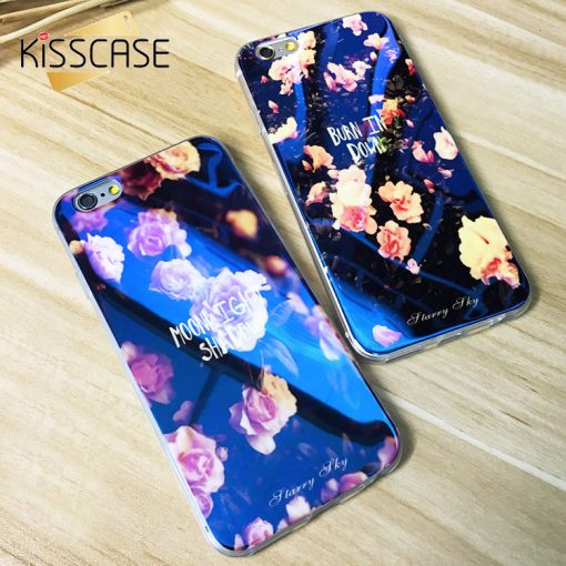 Soft Silicon Case For iPhone