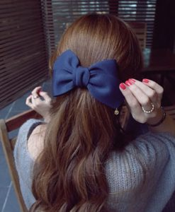 Big Cloth Bows | Hair Accessories for Women