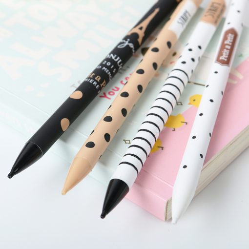 Cute Kawaii Plastic Mechanical Pencils