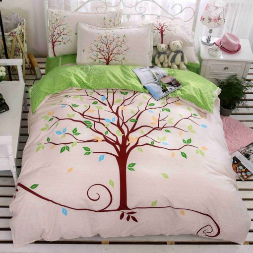 Full / Twin / Queen Size Cotton Bedding Set