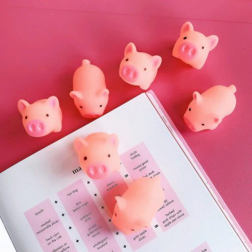 cute pig toy