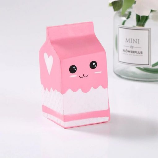 milk box squishy