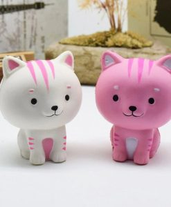 squishy toys cat slow rising