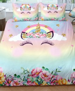 Unicorn Bedding Set
